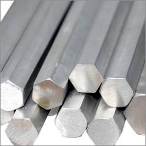 Stainless Steel 304Cu Hexagonal Bars & Rods Manufacturer & Exporter