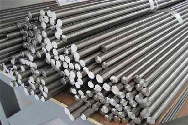 Stainless Steel 316Ti Round Bars & Rods Manufacturer & Exporter